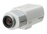 Panasonic analog camera WV-CP600